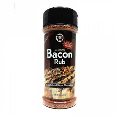 J&D'S BACON RUB - Spezie al gusto bacon da 106gr