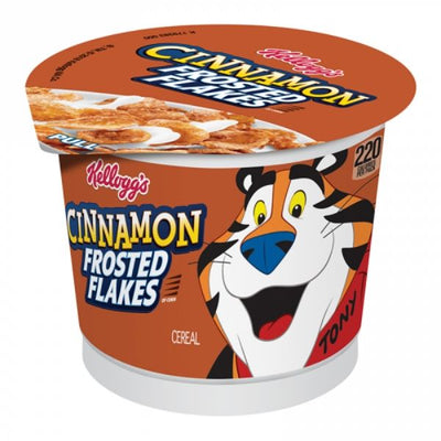 KELLOGG'S CINNAMON FROSTED FLAKES CUP - Jerry America
