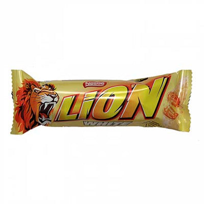 LION WHITE BAR - Jerry America