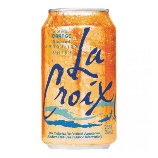 LA CROIX ORANGE - Jerry America