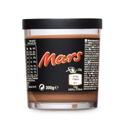 MARS SPREAD - Jerry America