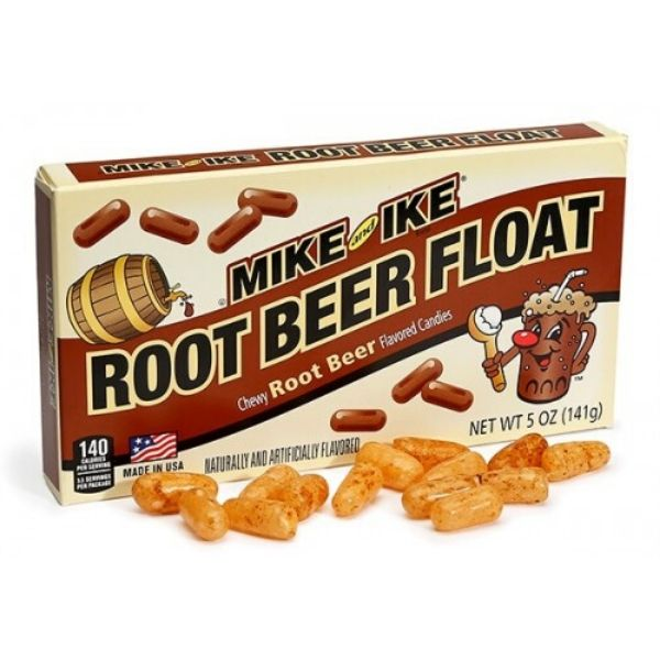 MIKE & IKE ROOT BEER FLOAT THEATER BOX - Jerry America