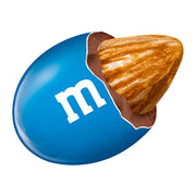 M&M ALMOND SHARE SIZE - Jerry America