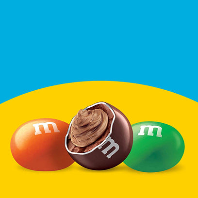 M&M HAZELNUT SPREAD SHARE SIZE - Jerry America