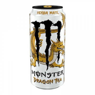 MONSTER DRAGON YERBA MATE TEA 458 ml - Jerry America