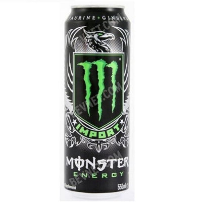 MONSTER ENERGY IMPORT 550 ml - Jerry America
