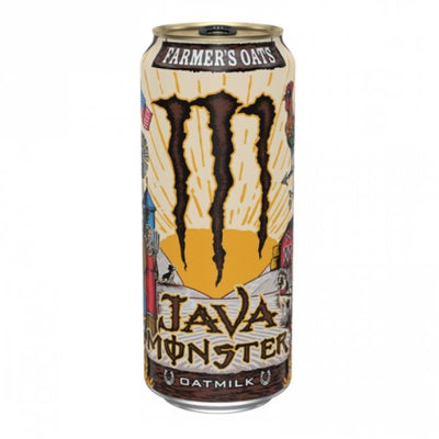 MONSTER JAVA FARMER'S OATS 443 ml - Jerry America