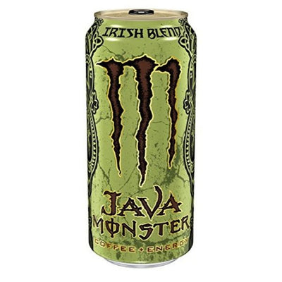 MONSTER JAVA IRISH BLEND 444 ml - Jerry America