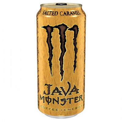 MONSTER JAVA SALTED CARAMEL 443 ml - Jerry America