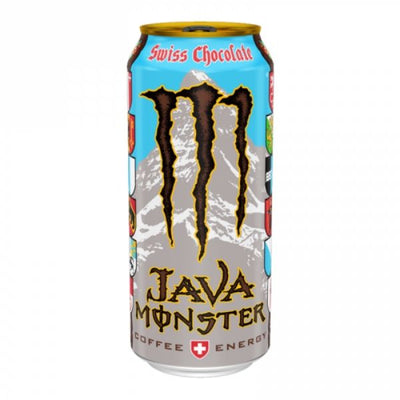 MONSTER JAVA SWISS CHOCOLATE 443 ml - Jerry America