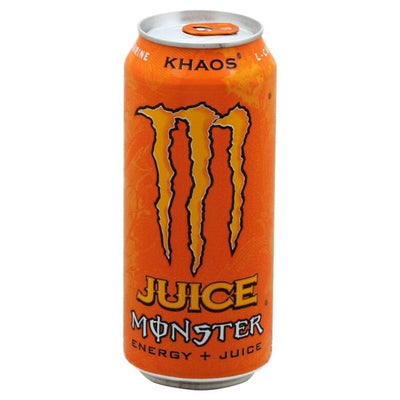 MONSTER JUICE KHAOS 473 ml - Jerry America