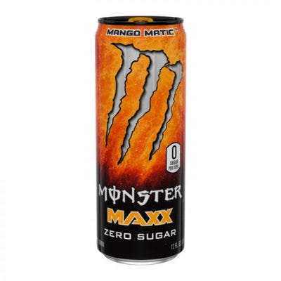 MONSTER MAXX MANGO MATIC 355 ml