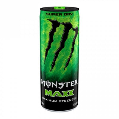 MONSTER MAXX SUPER DRY EXTRA STRENGTH 355 ml