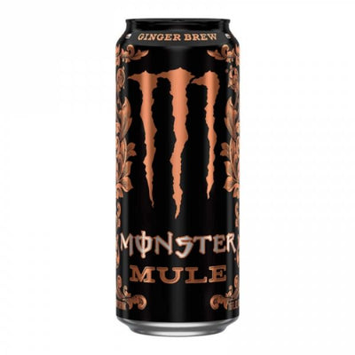MONSTER MULE GINGER BREW 473 ml - Jerry America