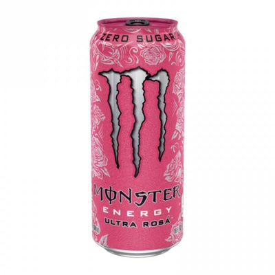 MONSTER ULTRA ZERO ROSA 473 ml - Jerry America
