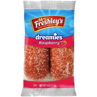 MRS FRESHLEYS DREAMIES RASPBERRY - Jerry America