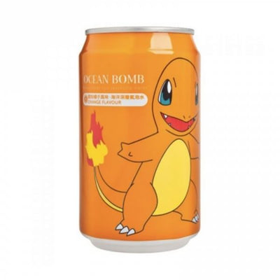 OCEAN BOMB POKEMON CHARMANDER ORANGE - Jerry America