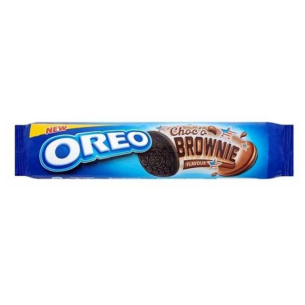 OREO CHOCOLATE BROWNIE 154 gr - Jerry America