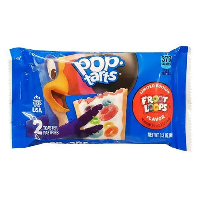 POP TARTS FROOT LOOPS 2 PACK
