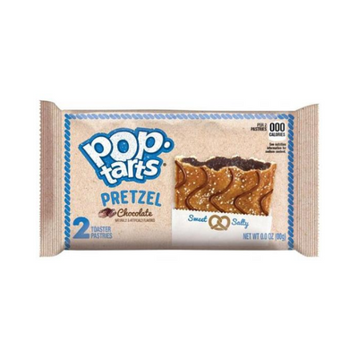 POP TARTS PRETZEL CHOCOLATE 2 PACK