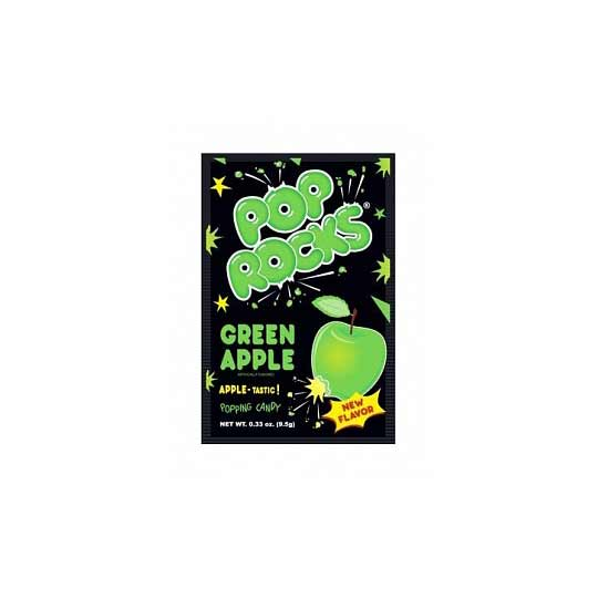 POP ROCKS GREEN APPLE - Jerry America