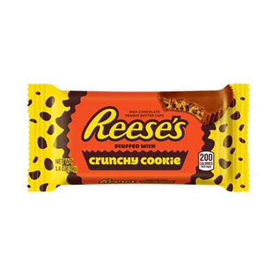 REESE'S CRUNCHY COOKIE CUP BAR 40 gr - Jerry America