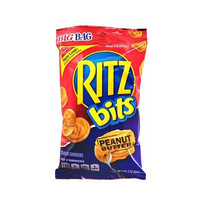 RITZ BITS PEANUT BUTTER BIG BAG - Jerry America