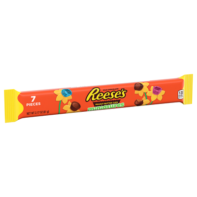 REESE'S PEANUT BUTTER CUP MINIATURES EASTER SLEEVE 61 gr - Jerry America