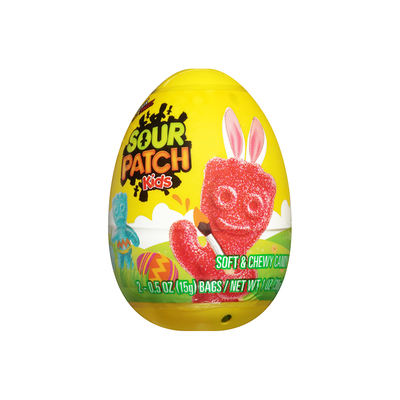 SOUR PATCH KIDS EASTER EGG 30 gr - Jerry America