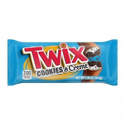 TWIX COOKIES AND CREME - Jerry America