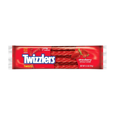 TWIZZLERS STRAWBERRY 70 gr - Jerry America