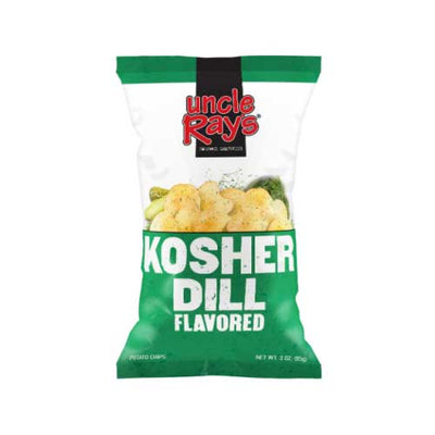UNCLE RAY'S KOSHER DILL - Jerry America