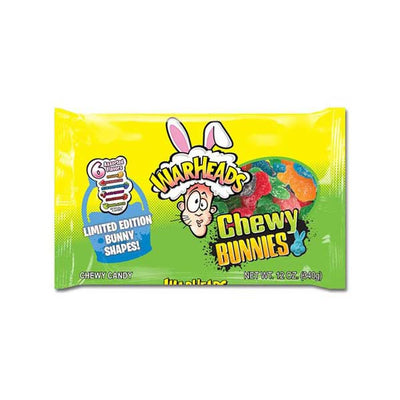 WARHEADS EASTER CHEWY BUNNIES - Jerry America
