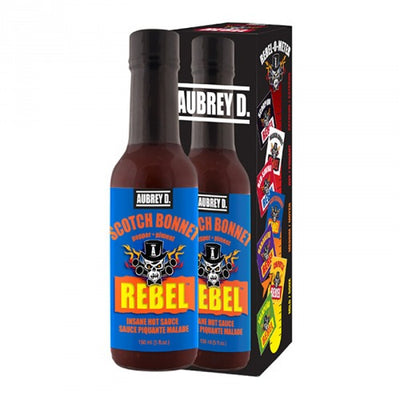 AUBREY D. REBEL SCOTCH BONNET - Jerry America
