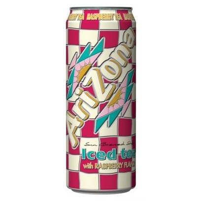 ARIZONA RASPBERRY TEA - Jerry America