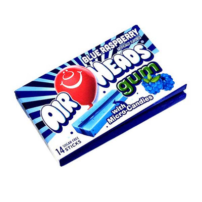 AIRHEADS BLUE RASPBERRY BUBBLE GUM - Jerry America