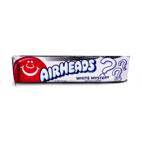 AIRHEADS CARAMELLA GOMMOSA WHITE MISTERY - Jerry America