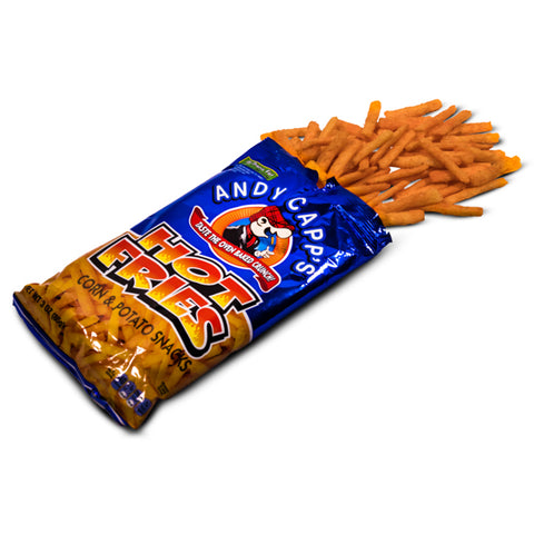 ANDY CAPP HOT FRIES 85 gr - Jerry America