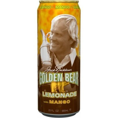ARIZONA GOLDEN BEAR MANGO LEMONADE - Jerry America