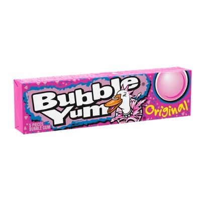 BUBBLE YUM CHEWING GUM GUSTO ORIGINALE - Jerry America