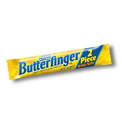 BUTTERFINGER KING SIZE - Jerry America
