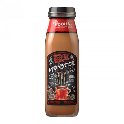 MONSTER CAFFE MOCHA - Jerry America