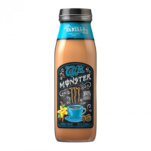 MONSTER CAFFE VANILLA - Jerry America