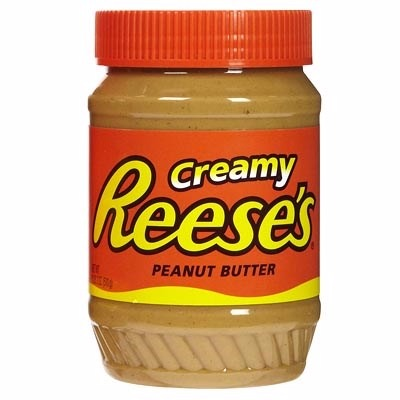 REESE'S CREAMY PEANUT BUTTER 510 gr - Jerry America