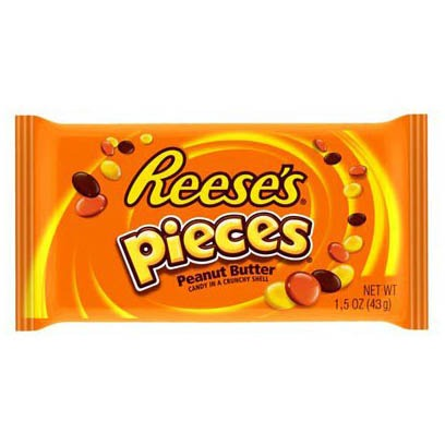 REESE'S PIECES PEANUT BUTTER 43 gr - Jerry America