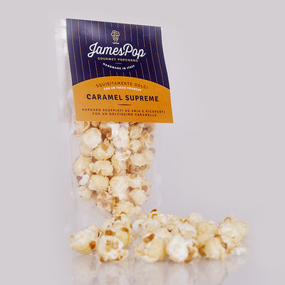 James Pop - Caramel Supreme