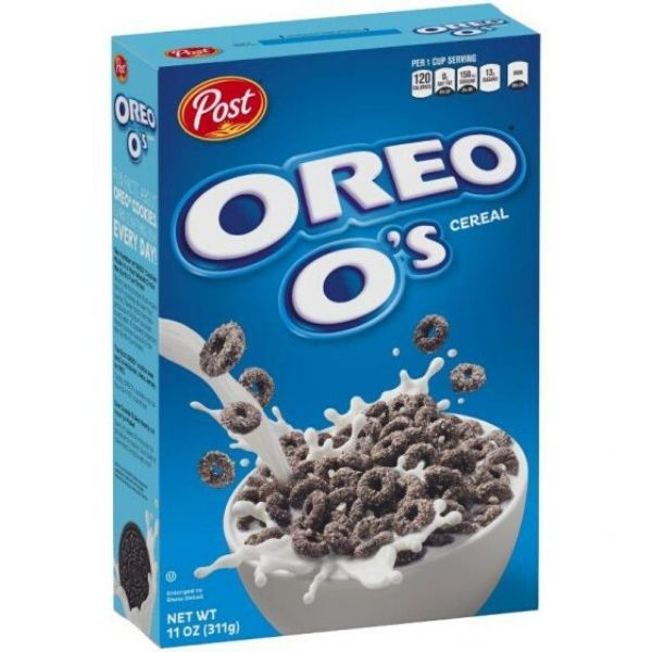 POST CEREALI OREO O'S - Jerry America