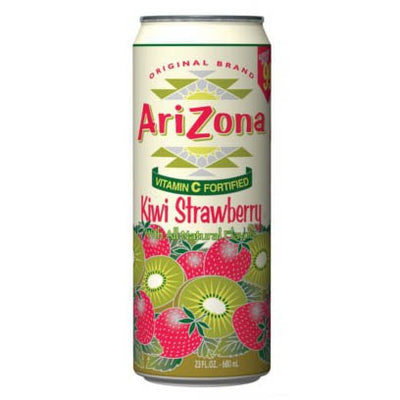 ARIZONA JUICE KIWI E FRAGOLA - Jerry America