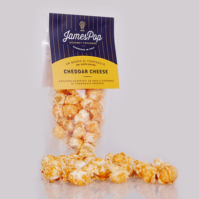 James Pop - Cheddar Cheese
