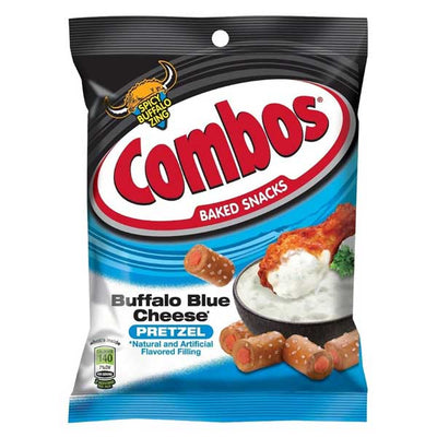 COMBOS BUFFALO BLUE CHEESE 192 gr - Jerry America